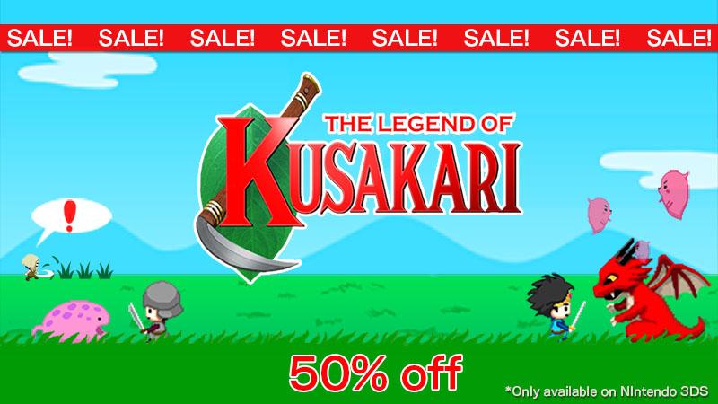 Kusakari_MiiVerse_Sale50percent
