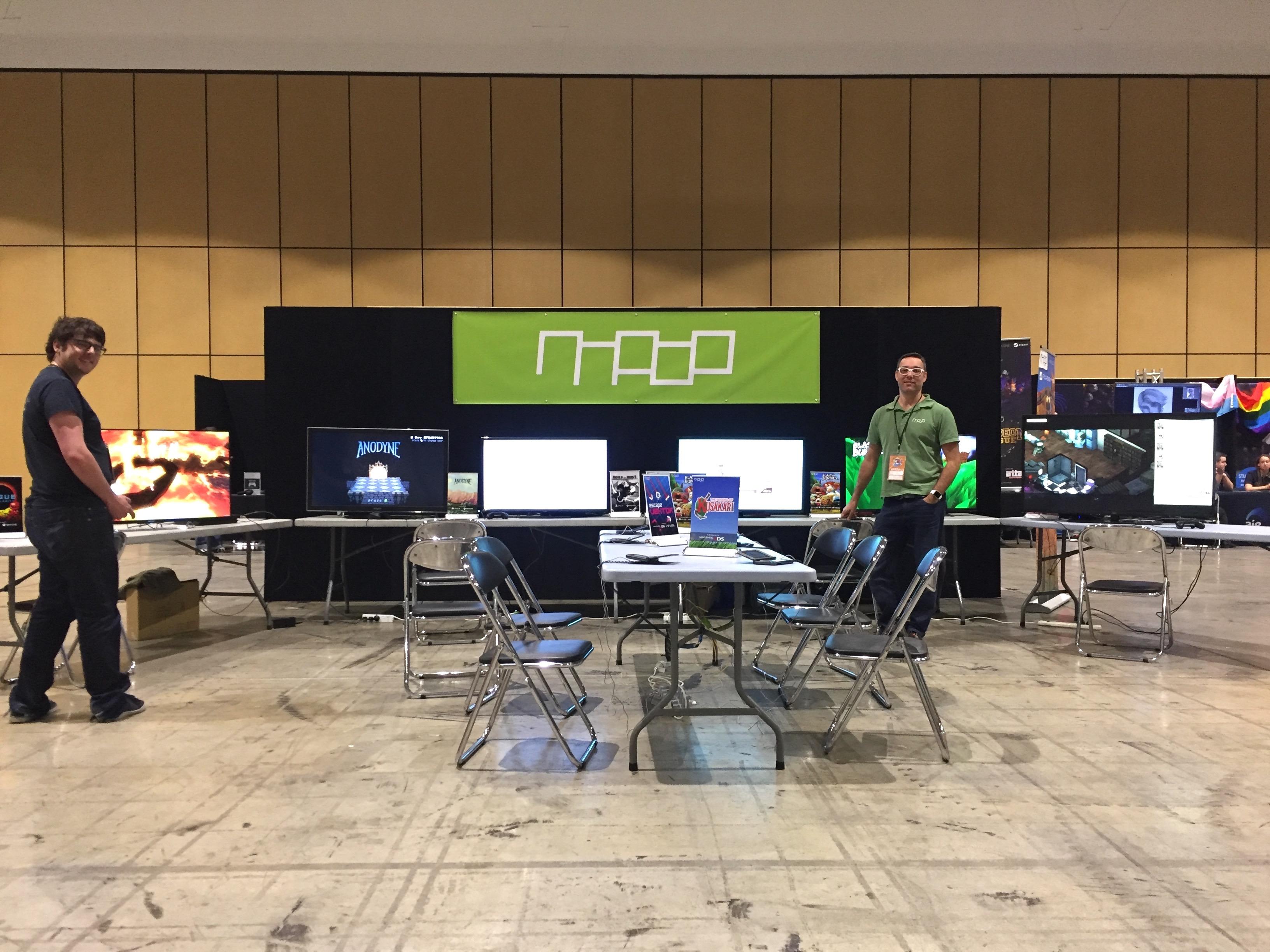 Nnooo Booth_GX Aus